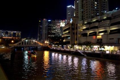 Singapour nuit