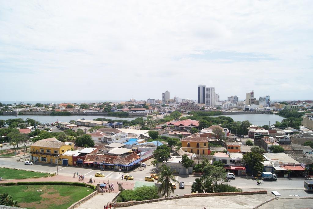Fort San Felipe, Colombie