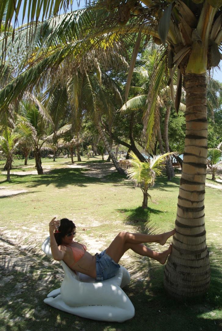 Gente de mar, Isla Grande